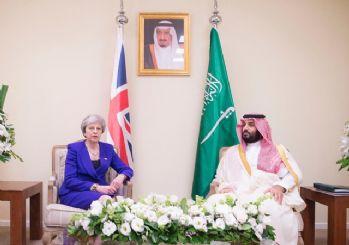Theresa May'den Suudi Arabistan'a Türk yetkililer ile iş birliği çağrısı