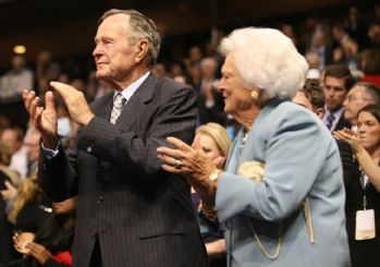 Eski ABD Başkanı George H. W. Bush 94 yaşında hayatını kaybetti