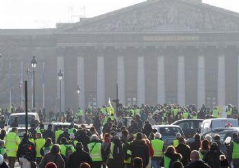 Fransa'da sokakları karıştı