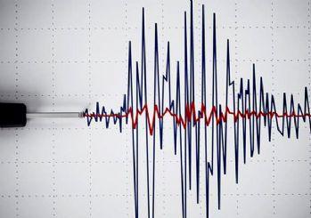 Yalova'da bir deprem daha... Gece yarısı gelen deprem