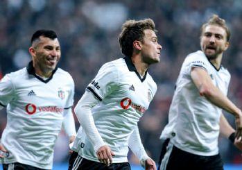 Dev derbi Beşiktaş'ın! Aslan'a Kartal pençesi 1-0