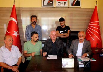 Eski CHP'li şimdi Ak Partili oldu!