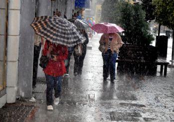 Meteoroloji'den hava durumu... Çarşamba günü