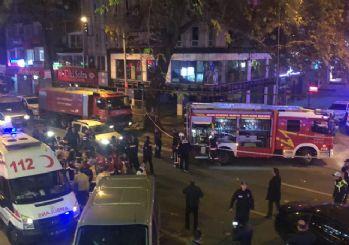 Ankara'da doğalgaz patlaması: 6 yaralı