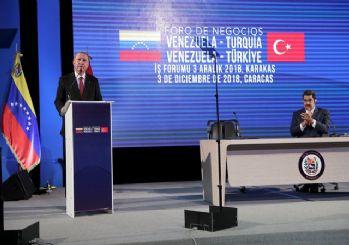 Erdoğan: Venezüella'yı ülkemizin ortağı olarak görüyorum