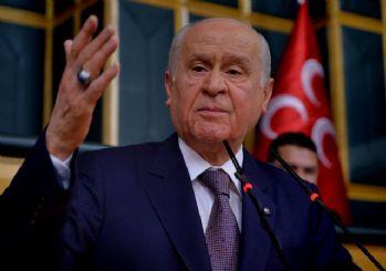 Bahçeli grup toplantısında konuştu: ABD, PKK-YPG'nin dümen suyuna çoktan girmiştir