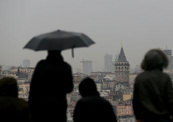 Meteoroloji uyardı: Marmara'da kuvvetli yağış