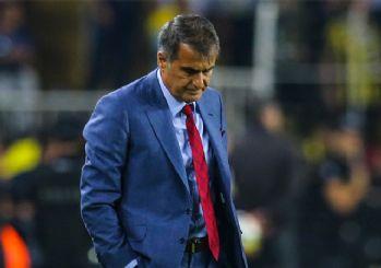 Şenol Güneş'ten Milli Takım açıklaması: Beşiktaş'a söz verdim
