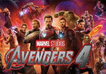 Merakla beklenen Avengers 4 fragmanı geldi