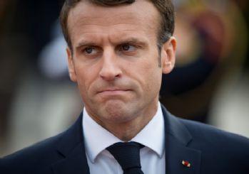 Macron'dan geri adım: Yarın sarı yelekliler ile görüşecek
