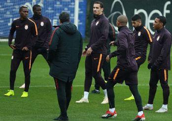 Galatasaray-Porto maçının ilk 11'leri