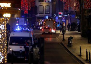Fransa'da Noel pazarına silahlı saldırı: 2 ölü,12 yaralı