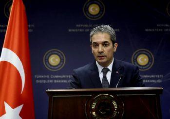 Dışişleri Bakanlığı'ndan Irak açıklaması: Operasyonlara devam edilecek
