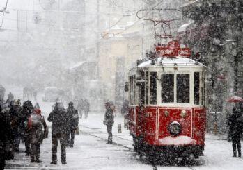 Kar İstanbul yolunda!