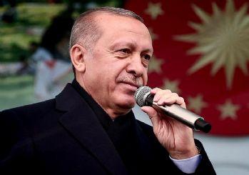 Cumhurbaşkanı Erdoğan: Kazdıkları kuyulara teröristleri gömüyoruz