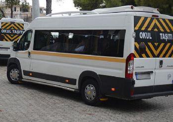 İçişleri Bakanlığı duyurdu: 599 okul servisi trafikten men edildi
