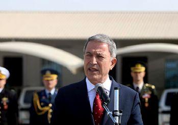 Milli Savunma Bakanı Hulusi Akar: Kazdıkları çukurlara gömülecekler