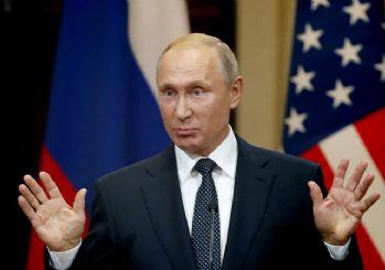 Rusya Başkanı Putin: Suriye'den çekildiklerine dair ipucu yok