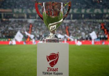 Türkiye Kupası'nın kuraları çekildi