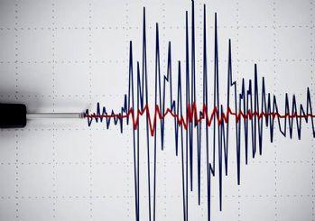 Antalya'da deprem: 4.1 büyüklüğünde