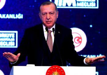 Erdoğan'dan operasyon sinyali: YPG ve DEAŞ'ı bitireceğiz!