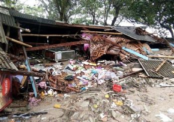 Endonezya'da tsunami: 168 ölü 500'den fazla yaralı