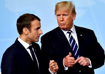 Macron'dan Trump'a Suriye tepkisi: Müttefik güvenilir olmalı!