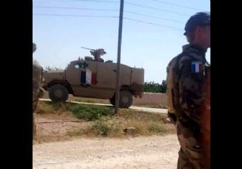Macron'dan kritik hamle: Fransız askerleri Münbiç'te!