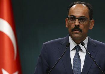 Cumhurbaşkanlığı Sözcüsü Kalın: Suriye'de sahada ve masada olmaya devam edeceğiz