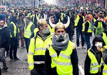 Anonymous Turkey İstanbul'da Sarı Yelekliler eylemi planlıyor