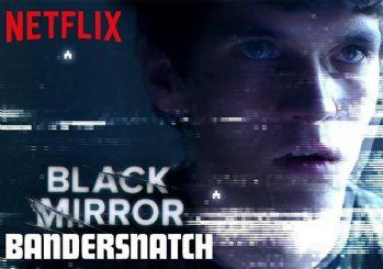 Netflix'in ilk interaktif yapımı Black Mirror Bandersnatch yayında