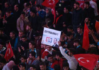 Ak Parti İstanbul aday tanıtım toplantısı