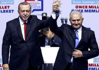 AK Parti'nin İstanbul adayı Binali Yıldırım! Ak Parti İstanbul İlçe belediye başkan adayları...
