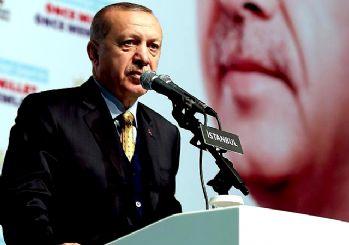 Erdoğan: CHP çöp demektir, çiledir!