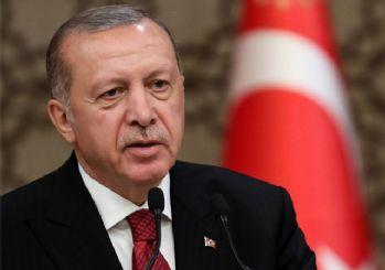 Erdoğan'dan liderlere yeni yıl mesajı