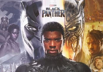 Black Panter ABD'de en çok gişe yapan film oldu