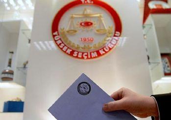 YSK açıkladı: 13 parti katılacak