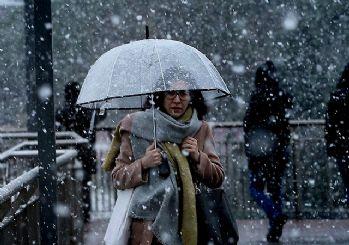 Kar kapıya dayandı! Marmara'da etkili olacak