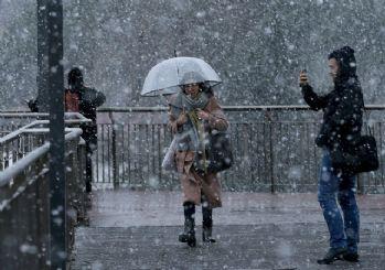 İstanbul'da kritik gün için kar uyarısı