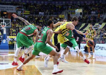 Fenerbahçe THY Avrupa Ligi'nde liderliğini korudu