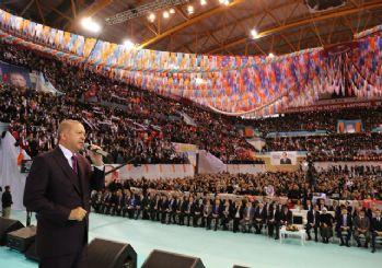 Erdoğan, AK Parti'nin İzmir adaylarını tanıttı: 5 belediye MHP'ye bırakıldı