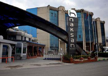 Naksan Holding yöneticilerine kırmızı bülten