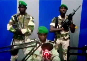 Gabon'da askeri darbe girişimi: Bildiri okudular