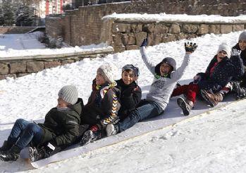 Kar nedeni ile eğitime ara veren iller