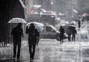 Meteoroloji duyurdu: Marmara'ya sağanak geliyor