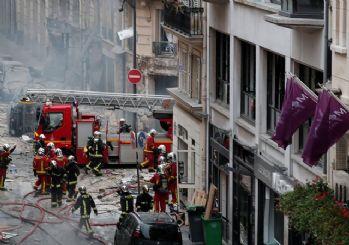 Paris'te patlama meydana geldi: 20 yaralı