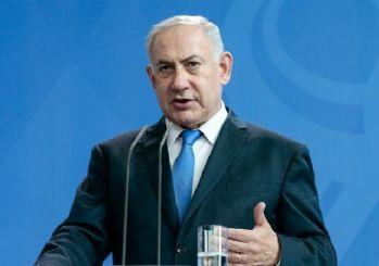 Netanyahu resmen açıkladı: Suriye'deki İran hedeflerine saldırı itirafı