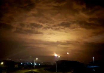 Sakarya'da patlama