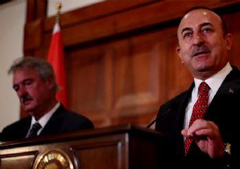 Bakan Çavuşoğlu'ndan Trump'a sert tepki: Türkiye tehdite papuç bırakmaz
