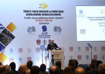 Süleyman Soylu'dan trafik magandalarına tepki!